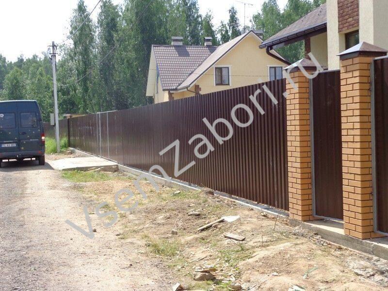 откатные ворота в лосино петровске