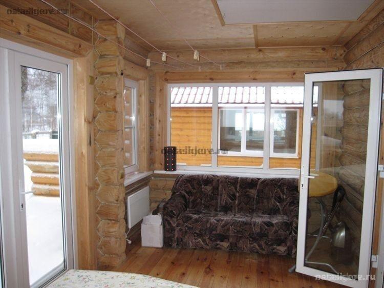 Ремонт веранды в деревянном доме своими руками 19