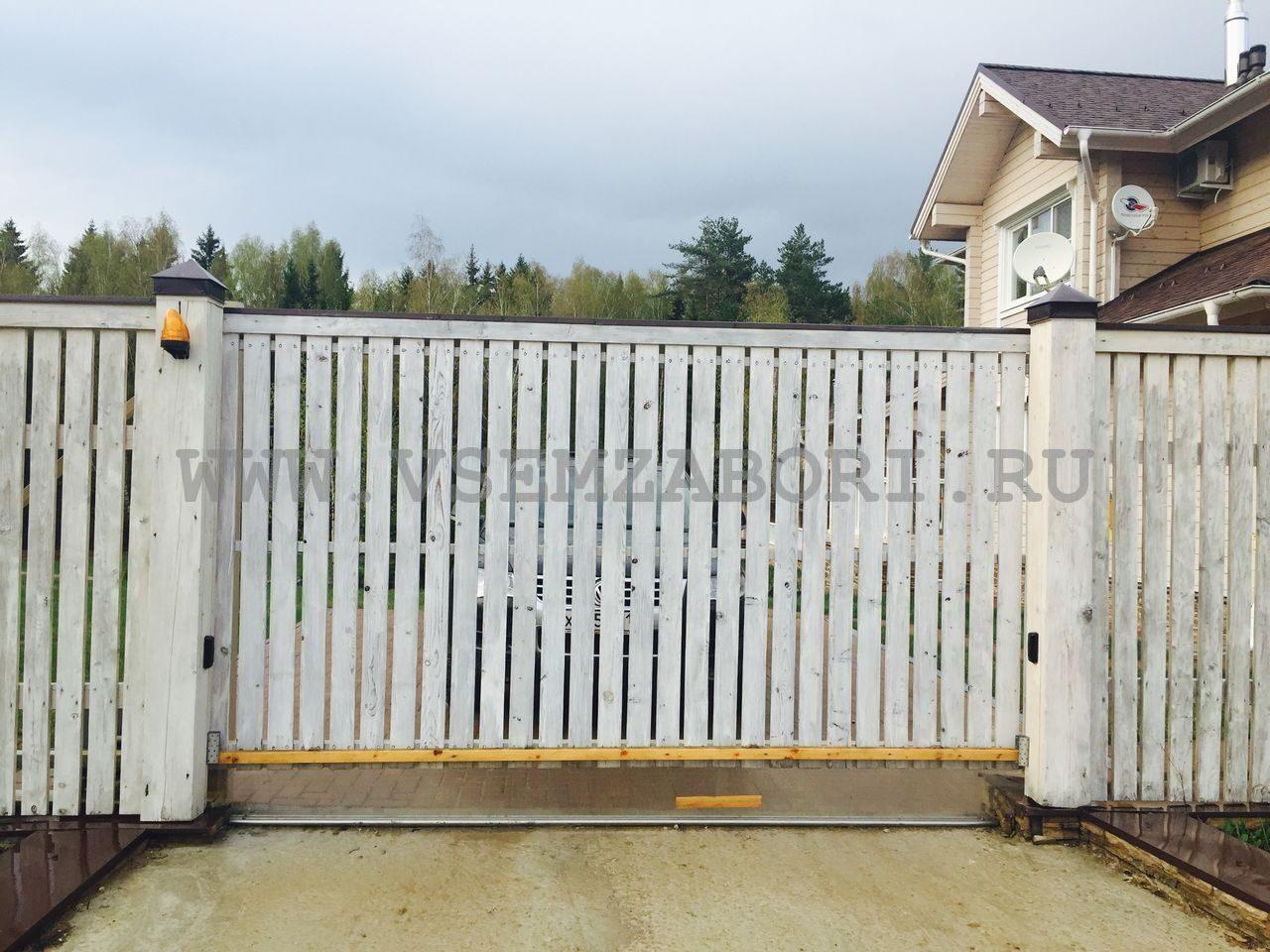 Цены на привода автоматических откатных ворот