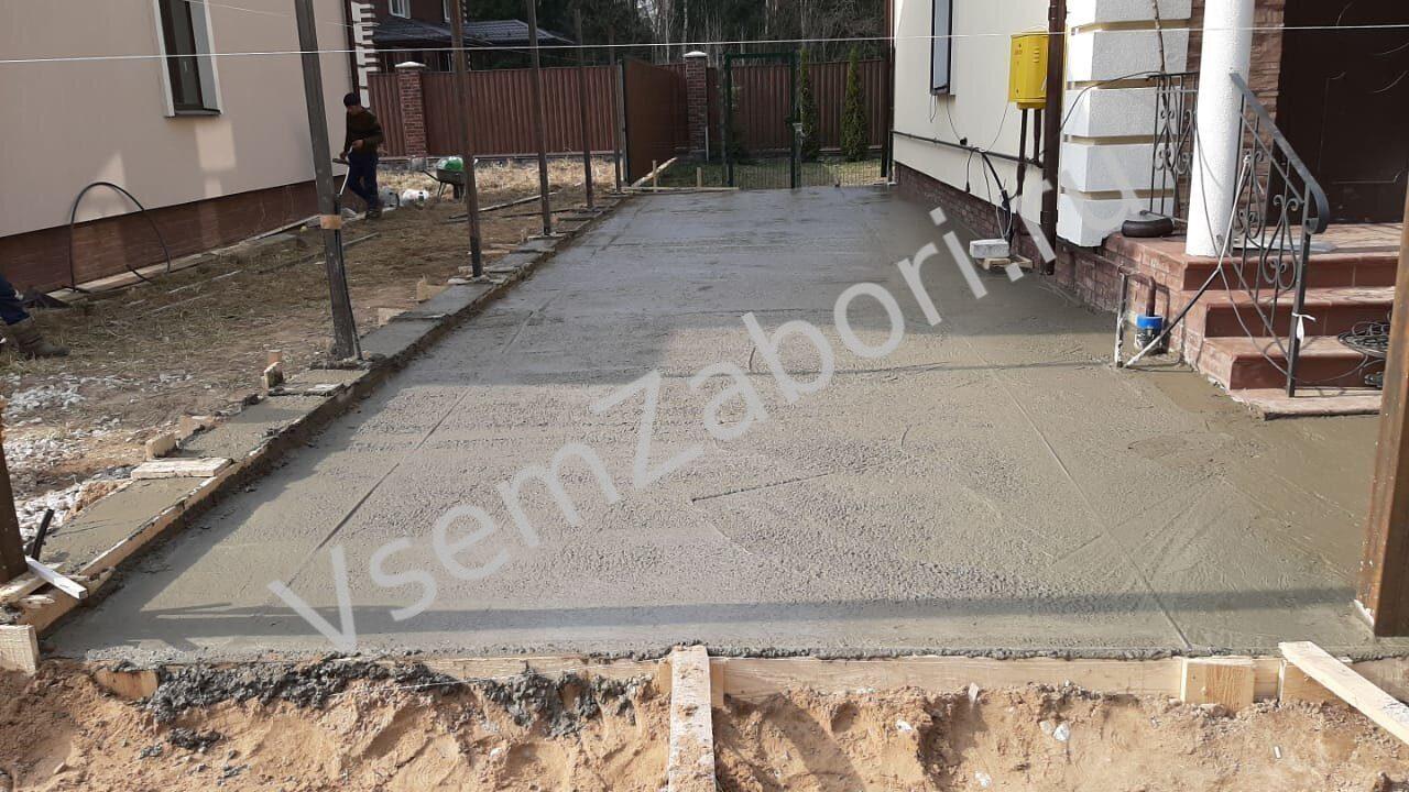 Укладка бетона москва цена штампы для бетона купить в липецке