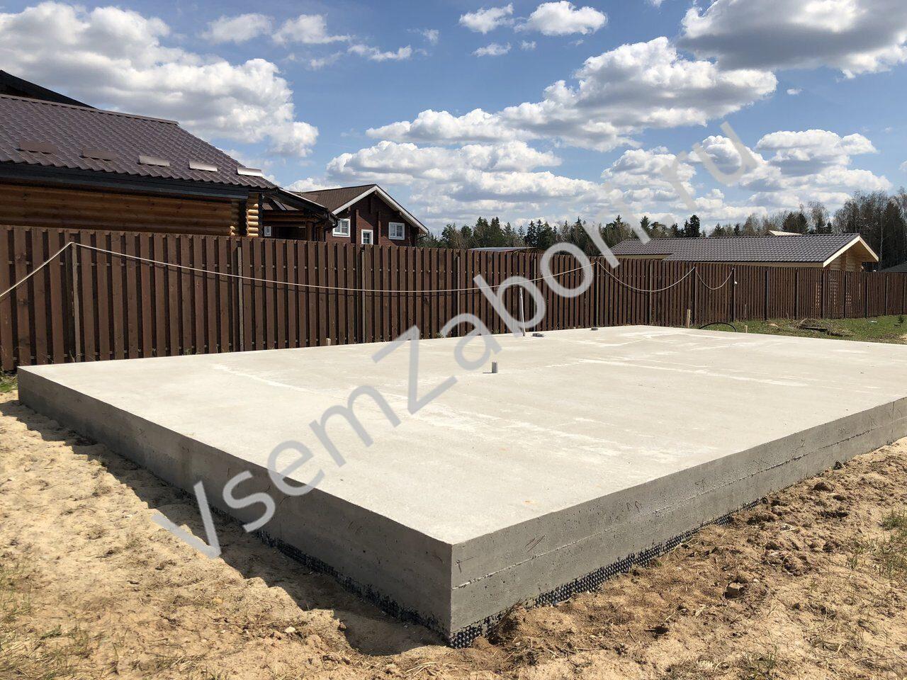 Цены на заливку работы бетона в москве бетон в лакинске